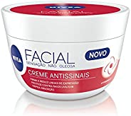 Creme Facial Antissinais, Nivea, 100g