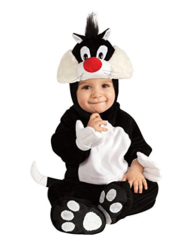 Baby Sylvester The Cat (Sylvester Cat Halloween Costume)