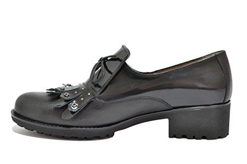 Melluso Francesine scarpe donna nero R25908