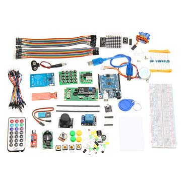 SumoTik DIY UNOR3 Basic Starter Learning Kit Stepper Motor Learning Kits, Arduino Compatible SCM & DIY Kits Arduino Compatible Kits & DIY - Ball Flag Confederate Cap