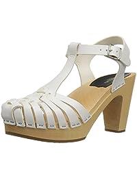 swedish hasbeens Women's Lise-Lott Platform Sandal