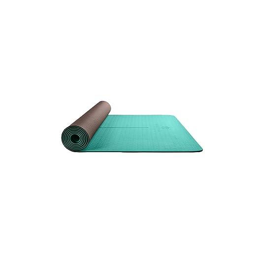 SGLI TPE Principiante Fitness Engrosamiento Fitness Mat de 6 ...