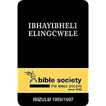 Amazon bible society of south africa kindle store ibhayibheli elingcwele isizulu bible 19591997 version afrikaans edition feb 18 2014 kindle ebook fandeluxe Choice Image