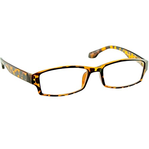 Reading Glasses 1.75 Single Tortoise (1 Pair) F501 TruVision - Is Fit Sunglasses Asian What
