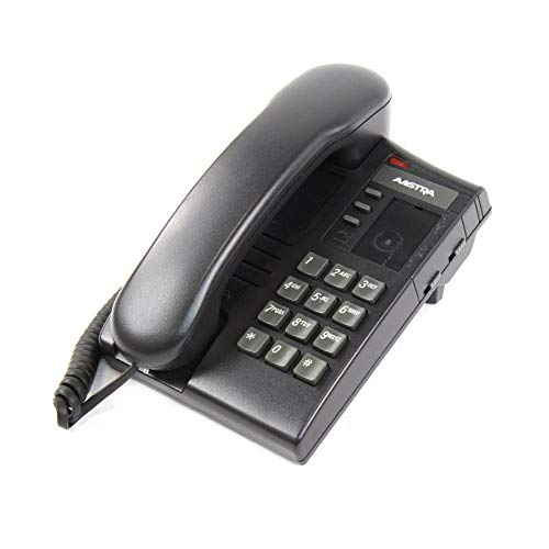 Aastra Analog Phones - Aastra M8004 Telephone Charcoal (Renewed)