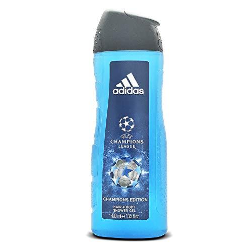 Adidas Champions League Shower Gel, 13.3 Ounce Adidas Vanilla Eau De Toilette