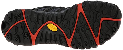 Merrell Men's All Out Blaze Aero Sport Hiking Water Shoe, Black/Red, 7 M US by Merrell (Image #3)
