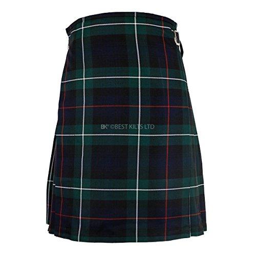 Best Kilts Men's Scottish 5 Yard Party Kilt Mackenzie (34''-36'') by Best Kilts (Image #1)