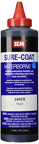 SEM 16018 Black Sure-Coat - 1 Pint