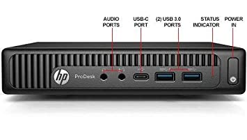 Review Newest HP 600 G2