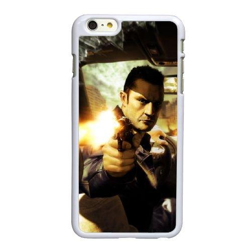 Q0Y19 DRIV r V8L8OR coque iPhone 6 4.7 pouces cas de couverture de téléphone portable coque blanche DK7NUS6QY