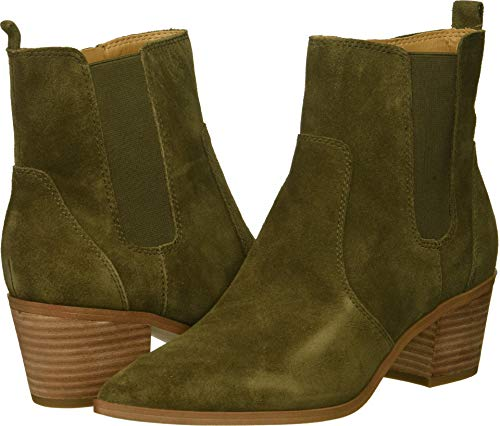 Franco Sarto Women's SIENNE Ankle Boot, MLTYRGREEB, 7.5 M US from Franco Sarto