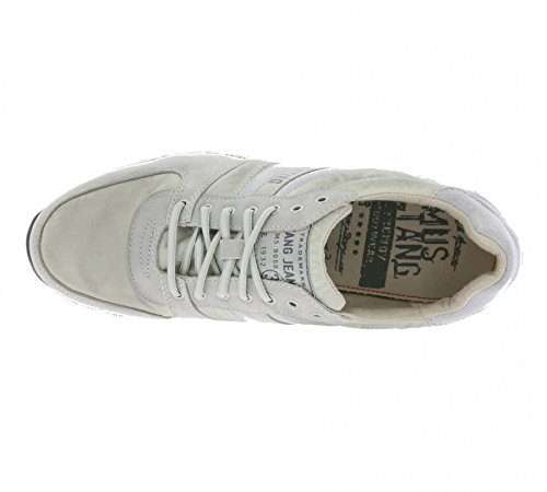 MUSTANG gris zapatilla 1226-401-22, Size:45