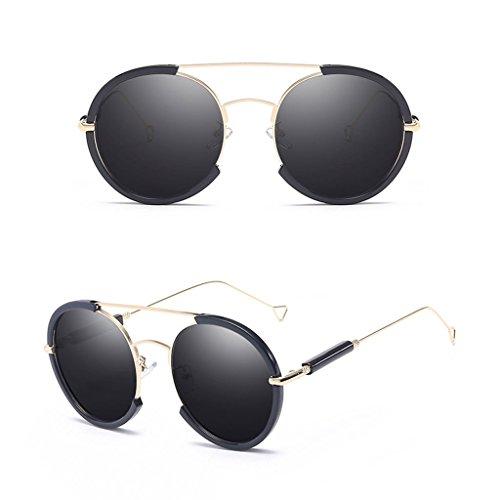 los Resistente de con Ai Ms Personalidad polarizada Sol UV Espejo Gafas Rayos luz Elegantes Moda Hombres a Driver de Sombra vértigo Anti lele zwqaIzU