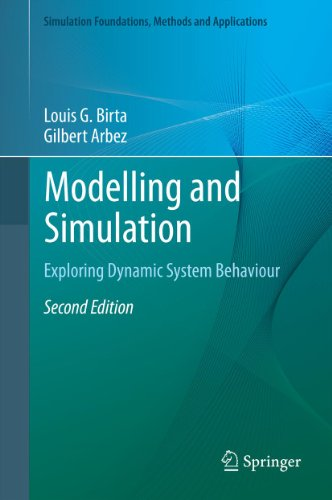 Download Modelling and Simulation (Simulation Foundations, Methods and Applications) Pdf