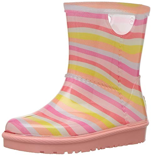 UGG Baby T RAHJEE Mural Rain Boot, Rainbow, 7 M US for sale  Delivered anywhere in USA