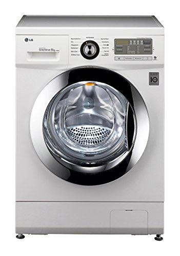 LG Electronics F 1296 NDAH Waschmaschine Frontloader A+++ / 150 kWh / 1200 UpM / 6 kg / Smart Diagnosis / weiß