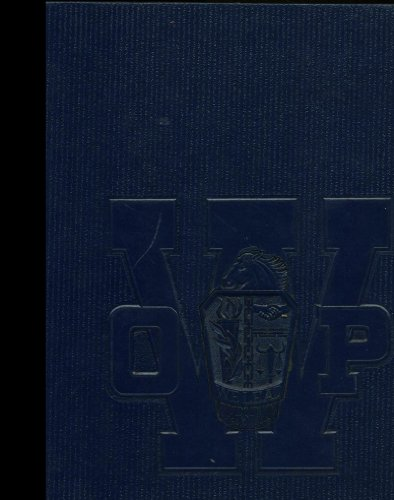 (Reprint) 1976 Yearbook: O. Perry Walker High School, New Orleans, Louisiana (O Perry Walker High School New Orleans)