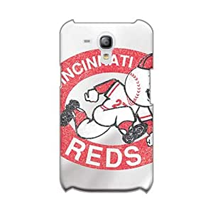 RobAmarook Samsung Galaxy S3 Mini Protector Hard Cell-phone Case Customized Trendy Cincinnati Reds Series [fdc23296iWWk]
