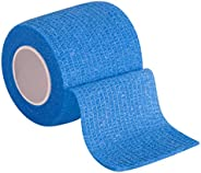 14.8 Ft Self Adhesive Bandage Color Breathable Cohesive Bandage Wrap Rolls Elastic Self-Adherent Tape Muscle P