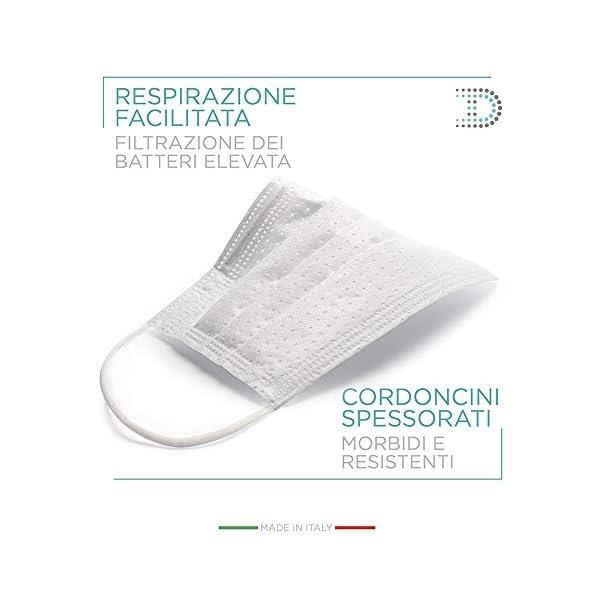 50-Medizinische-OP-Maske-CE-Zertifiziert-fr-Medizin-Typ-II-Hohe-Filtereffizienz-BFE998-Chirurgische-Mundschutz-Maske-3-Schichten-Elastikband-Weier-Mund-und-Nasenschutz-50-Atemschutzmasken