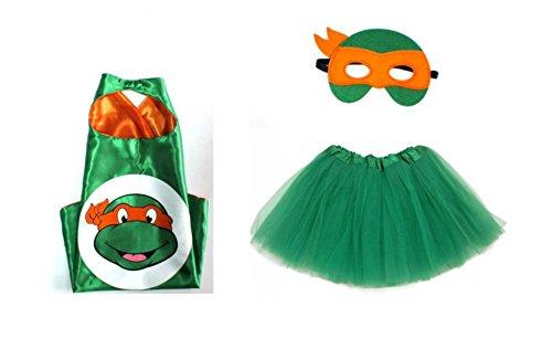 Rush  (Ninja Turtle Costume Age 10)