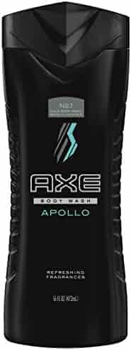 AXE Body Wash for Men, Apollo 16 oz