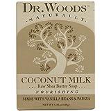 Dr. Woods - 100% Natural Raw Shea Butter Bar Soap Garden Cucumber