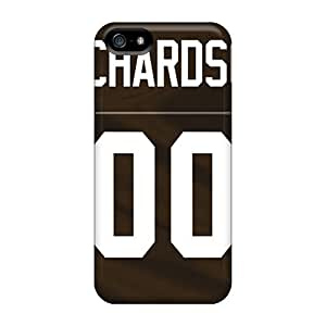 Snap-on Case Designed For Iphone 5/5s- Cleveland Browns