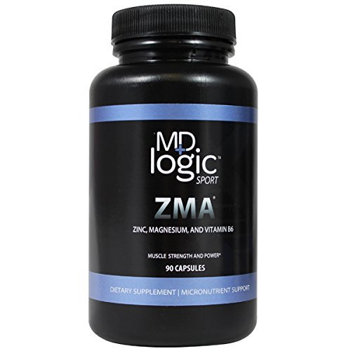 MD Logic Sport - ZMA - 90 Caps