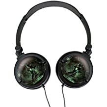 Drew Holding A Bow In Scalebound Custom Ear Lightweight Foldable Noise Reduction Stereo Portable Music Gaming Headset