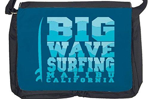 Borsa Tracolla Divertimento Surf a Malibu Stampato