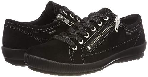 00 Zapatillas Mujer Legero Tanaro Negro Para 00 schwarz zqwgY