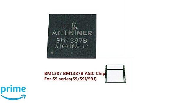 BM1387B ASIC Chip Steel Stencil for antminer S9 BM1387