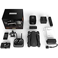 GDU - BYRD Advanced Drone(Portable Full Folding, 1km HD Video Transmission, GoPro Hero 4 Camera Gimbal, Automatic Return, Fully Stabilized 3-Axis Gimbal, Smart Follow)