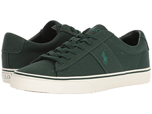 [Polo Ralph Lauren(ポロラルフローレン)] メンズカジュアルシューズ?スニーカー?靴 Sayer College Green 9 (27.5cm) D - Medium