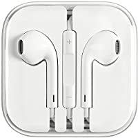 Supreme Quality Earphones compatible with all phones including Sony, Samsung, LG, Huawei, HTC, iPad 4, iPad Mini and iphone 4/5/6 Headphones / Earphones With Microphone Mic