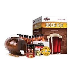 Mr Beer Craft Brews Collection Complete Home Brewing Kit
