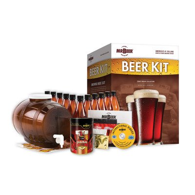 Mr. Beer Craft Collection Beer Kit by Mr. Beer