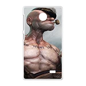 Funny man Cell Phone Case for Nokia Lumia X