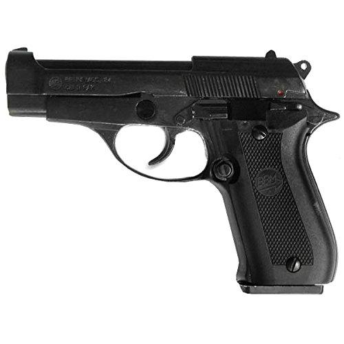 BRUNI leere pistole BERETTA 84 Kaliber 9 pak 0.00 JOULE keine Lizenz