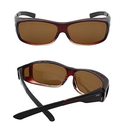 5f750c28e0539 Lentes de sol para usar sobre lentes de prescripción CGID RX lentes que se  ajustan lentes