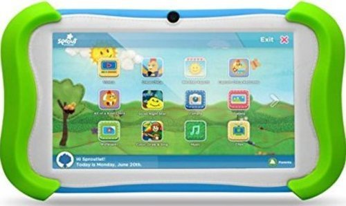 """Ematic Sprout Channel Cubby CUBBY 7"""" 16 GB Tablet"""