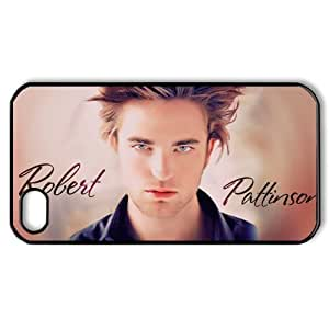 CaseCanada Robert Pattinson Hard Case Cover Skin for iphone 4 4s