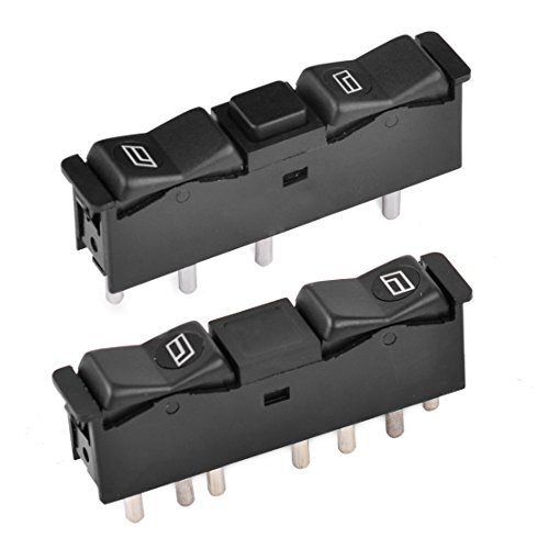 beler 2pcs Front Left & Right Door Power Window Control, used for sale  Delivered anywhere in USA