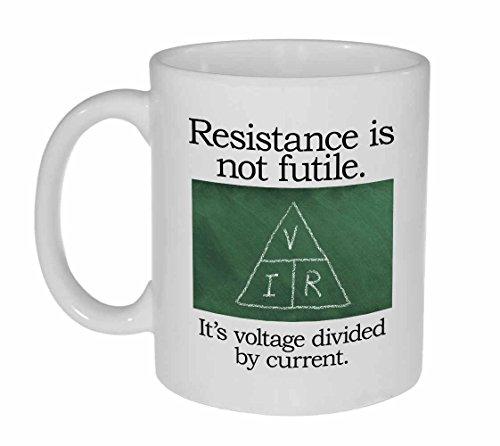 Resistance is Futile Coffee or Tea Mug