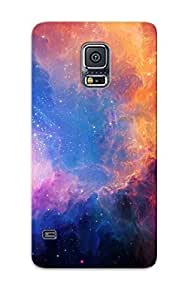 Esssgk-2029-kazhnvq Case Cover, Fashionable Galaxy S5 Case - Abstract Outer Space Stars Nebulae Artwork Tyler Young