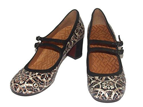 Chie Mihara - Zapatos de vestir de Piel para mujer fantasia