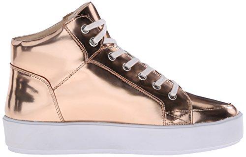 Negen West-dames Verona Synthetische Mode Sneaker Lichtroze