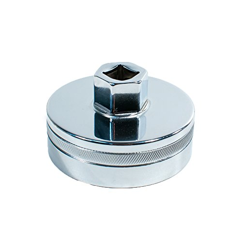 Forged Toyota Lexus Scion Oil Filter Wrench-Chrome Vanadium- 64mm 14 - Camry Filter 2011 Wrench Oil